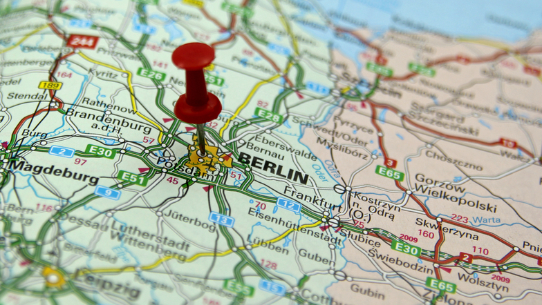 Deutsche Geografie